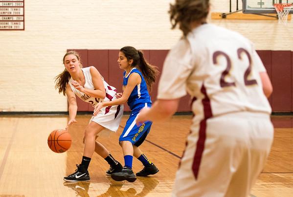 Girls' Basketball vs. Kennedy