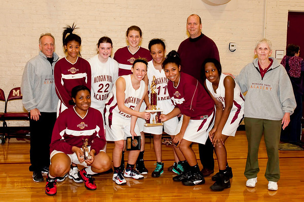 Girls' Basketball Thanksgiving Tournament