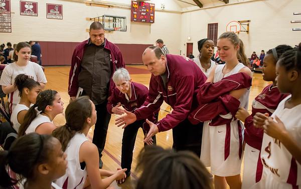 Girls' Basketball vs. Chicago Hope Academy