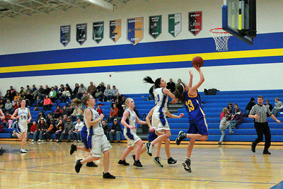 Kimball Girls Basketball vs BBE