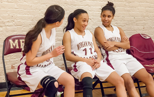 Girls' Basketball Regional Semifinal vs. Community Links High School