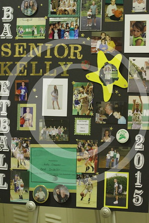 Granville-Senior Night 2/7/15
