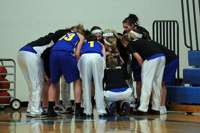 Kimball Girls Basketball VS Foley
