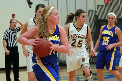 Kimball Girls basketball vs LP