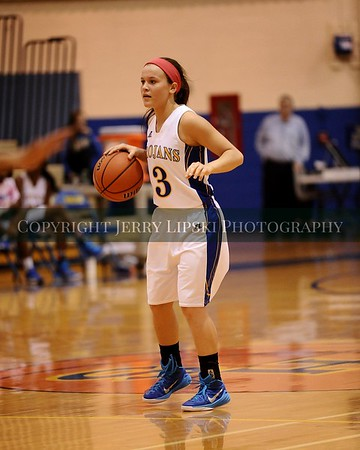 Lady Trojans Basketball Jan 20 2015