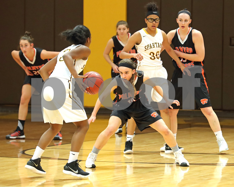 Dec 16 Palmyra Girls Bball 2