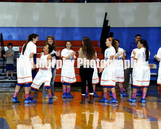 Marshall County Girls Varsity Basketball vs. Cairo, IL, January 25, 2014. Lady Marshals Won 73-53.