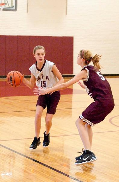 Middle School Girls' Basketball
