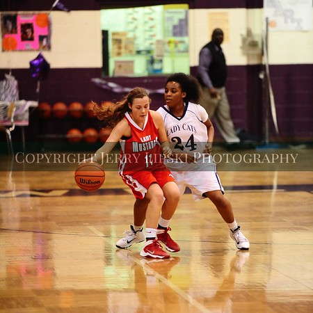 Munster Girls JV Basketball - Feb 5 2015