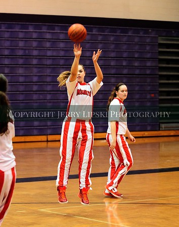 Munster Girls Varsity Feb 5 2015