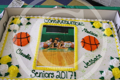 Senior Night 2-4-17