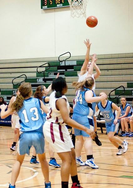 Girls' Basketball vs. Illinois Lutheran