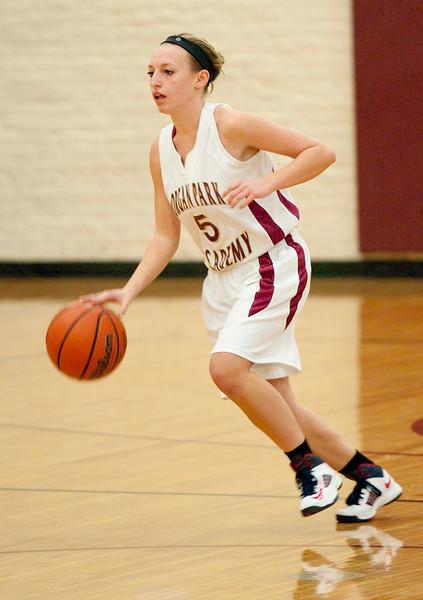 Girls' Basketball vs. Francis Parker