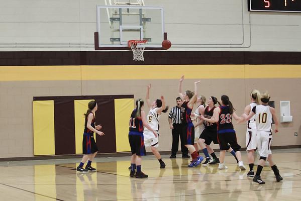 Girls Basketball2011/2012