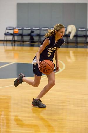 JV Basketball vs Canterbury