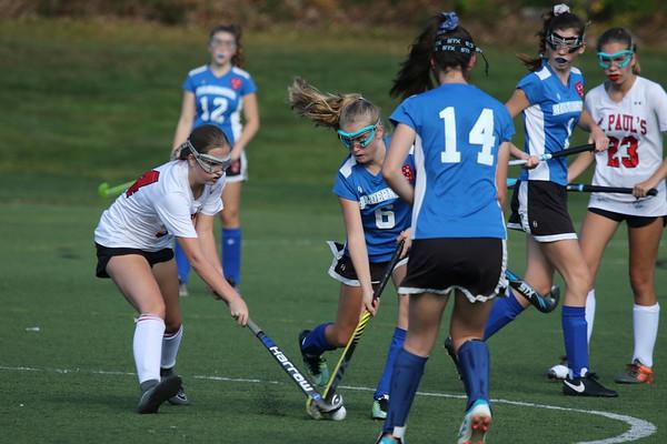 Girls' JV Field Hockey vs. St. Pauls | October 10