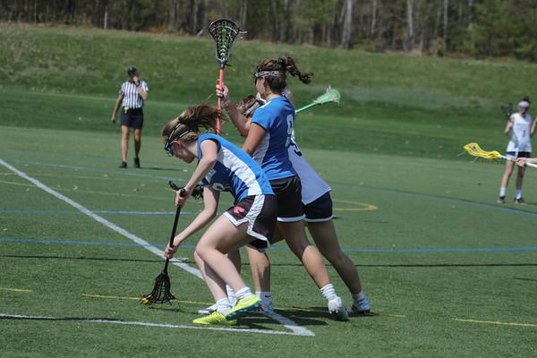 Girls' JV Lacrosse vs. Brewster | May 2