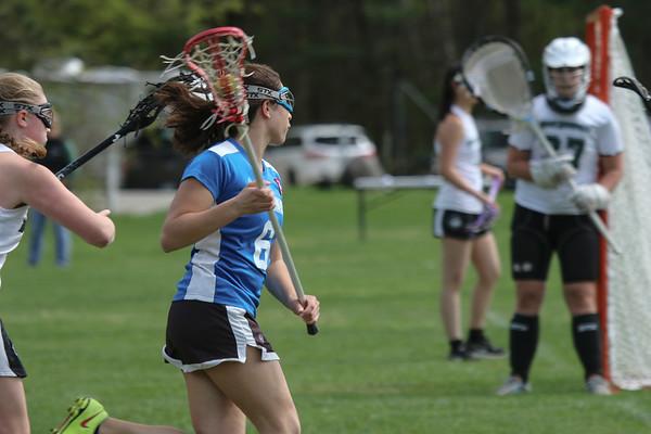 Girls' JV Lacrosse vs. New Hampton | May 12