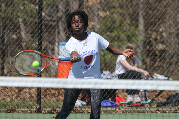 Girls' JV Tennis vs. New Hampton School | April 21