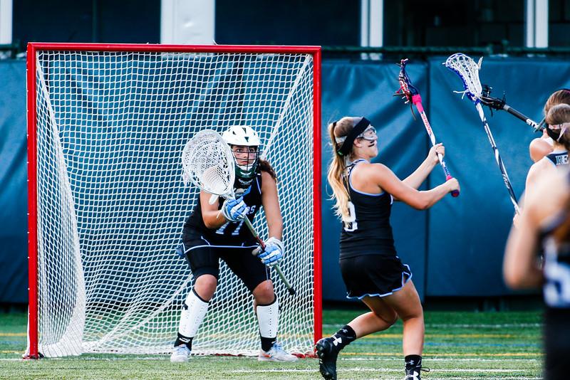 Lacrosse, Girls Ransom District Final