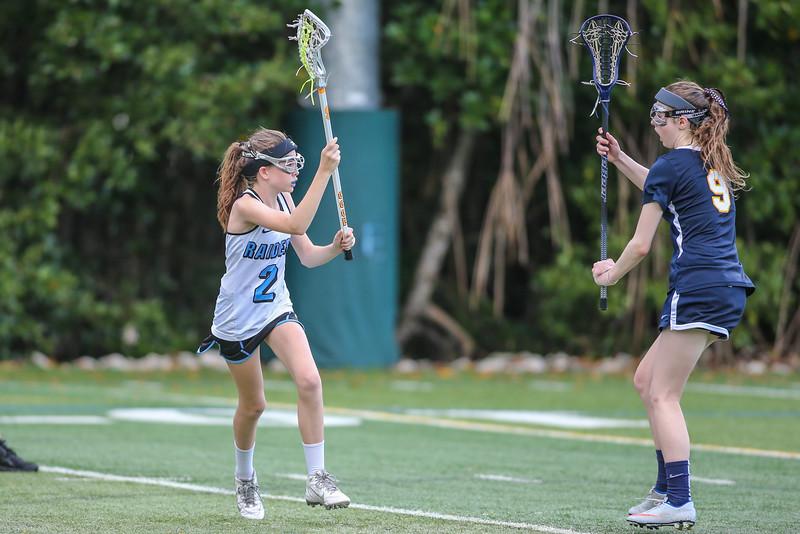 Ransom Everglades Girls' Lacrosse