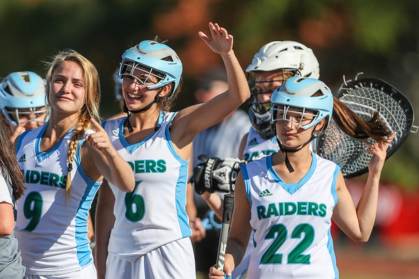 Ransom Everglades Girls Lacrosse vs. Cypress Bay High School, 2018