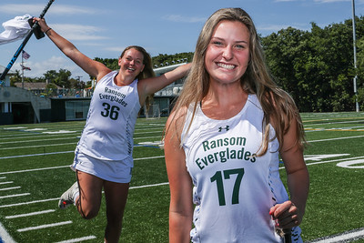 Ransom Everglades Lacrosse Girls Photo Shoot