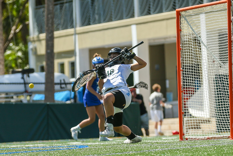 Ransom Everglades Girls Lacrosse vs. Martin County High School., 2019