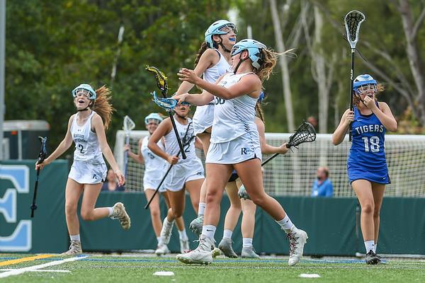 Ransom Everglades Girls Lacrosse vs. Martin County High School., 2019