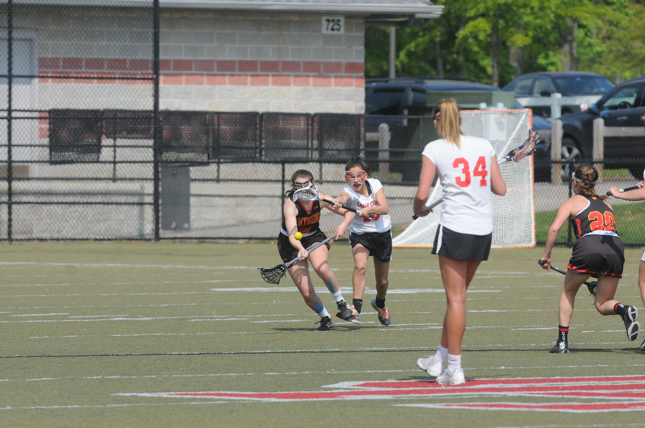 Gene Walsh — The Times Herald Upper Dublin girls lacrosse plays Gwynedd Mercy Academy May 7, 2015