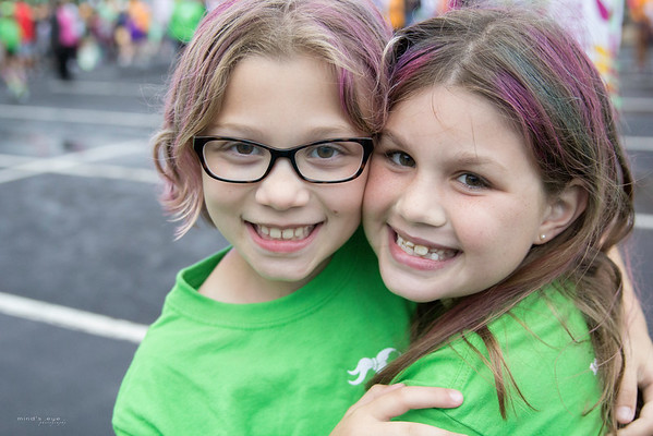Girls On The Run - Manor Hill May 2015