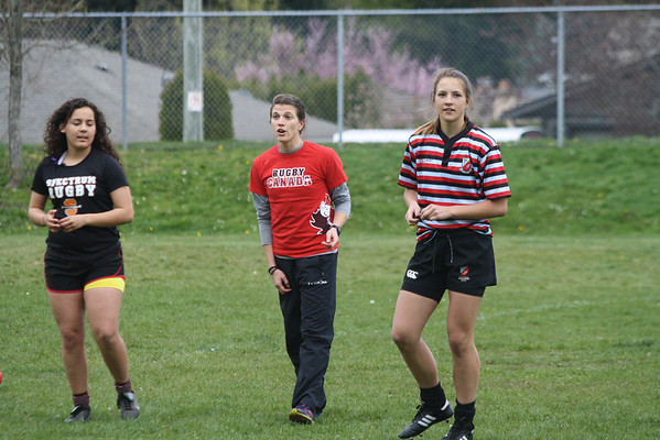 Girls Rugby High School Initiative
