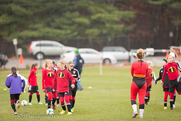 Soccerween 2013