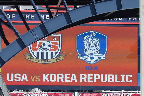 US vs Korea