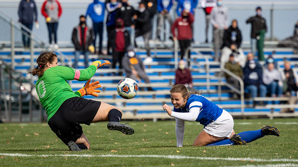 Andrean vs Bethany Christian HS Girls Soccer Class 1A Regionals