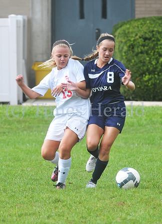 Girls Soccer: O'Hara beats Archbishop Carroll
