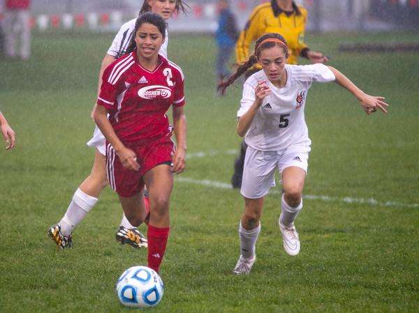 Girls Soccer Regional: Goshen vs. Warsaw