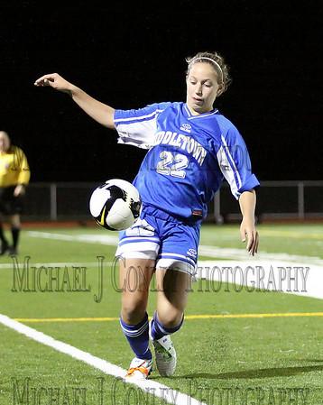 Girls Soccer-2009