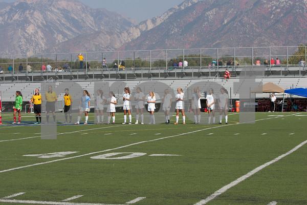 JD vs Uinta Girls Varsity Soccer