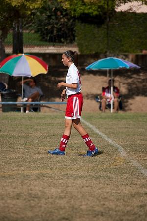 Mel's Soccer Game