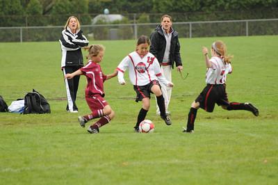 South Windsor Girls Soccer 2008-05-03