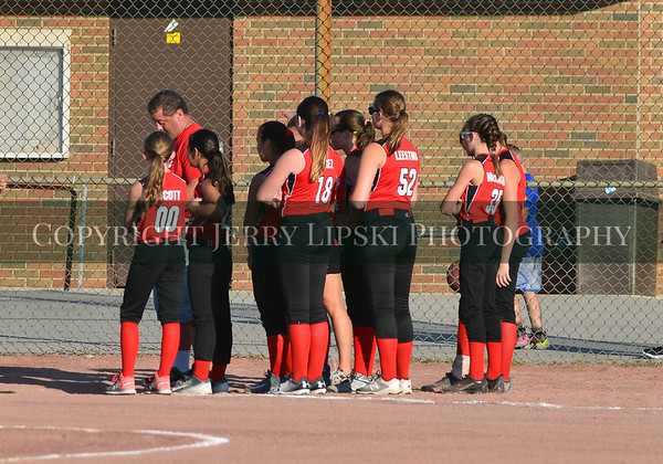 SOFTBALL - Crown Point 12U All-Star Team -  Friday July 12 2019