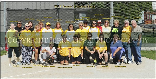 Bananas Team Picture