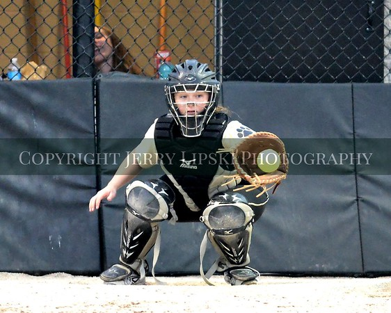 Lady Panther Varsity Softball vs Clark... May 29 2014