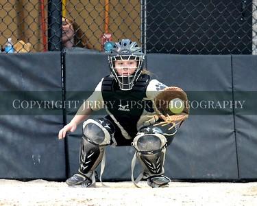 Lady Panther Varsity Softball vs Clark... May 29 2014