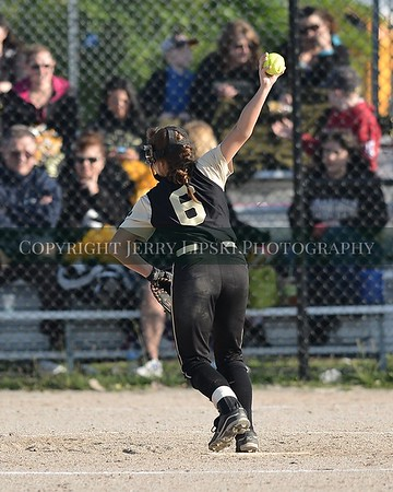 Sectionals - Lady Panther Varsity Softball vs Hammond High