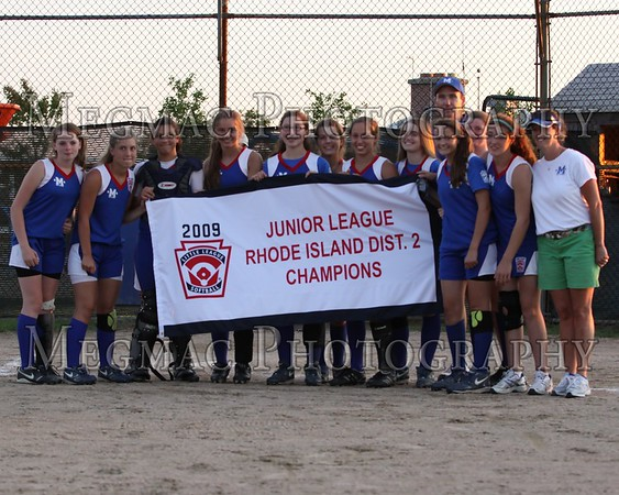 2009-Middletown All Stars vs. Rumford,District 2 Championship Game