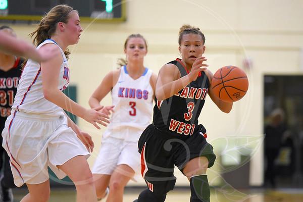 Lakota West Girls Bball vs. Kings (Sectional Final 2.24.17)