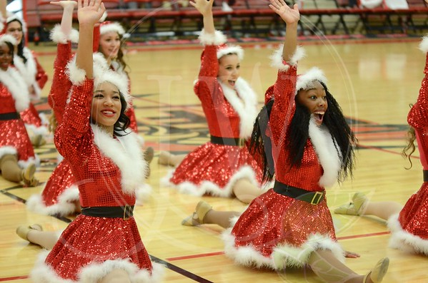 Lakota West HS Dance Team