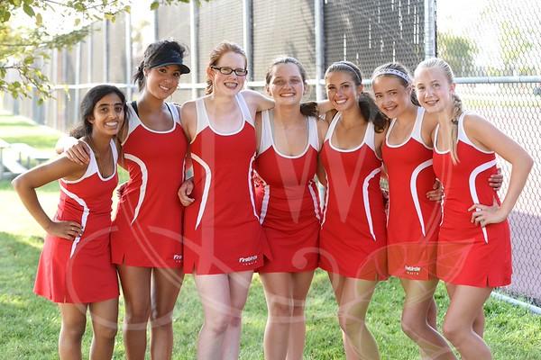 Lakota West JV Tennis - 9.10.15